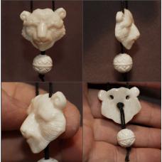Кулон Медведь