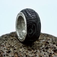 Кольцо Биомеханика чёрное