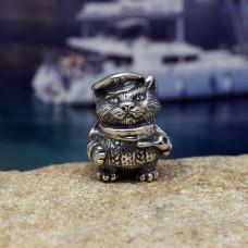 Бусина Морской Кот